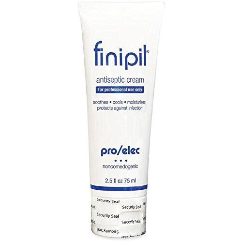 Nufree finipil pro/elec Antiseptic Cream 2.5 Ounce