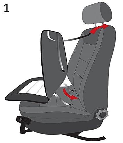 Novara Sitzaufleger Walser 13446 Sitzauflage Sitzkissen Rot