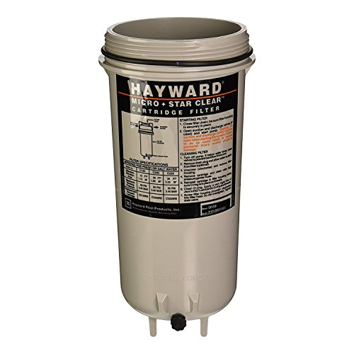 Hayward CX120B Body Housing Replacement for Hayward Micro Star-Clear Cartridge Filter