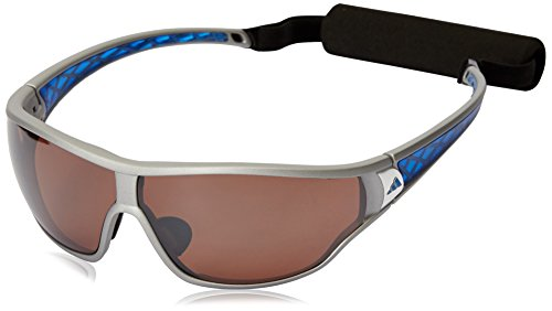 Adidas eyewear–Tycane Pro S Polarized, couleur silvermet