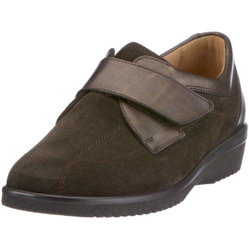 204708 Inge de I Espresso Weite para mujer Marrón ante Braun 2000 Zapatos Ganter SENSITIV 0 Xq5RWR
