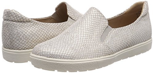 Women''s Loafers 24662 Grey CAPRICE Lt Grey 206 Struct gdTqnwE