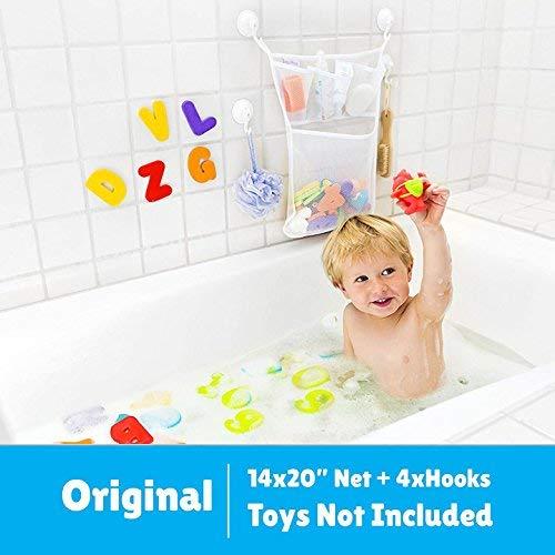Bath Toy Organizer The Original Tub Cubby Large 14x20