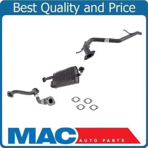 Mac Auto Parts 16940 Rodeo / Passport 3.2L Y Flex Muffler Tail Pipe Exhaust System ()