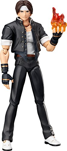 FREEing The King of Fighters '98 Ultimate Match: Kyo Kusanagi Figma