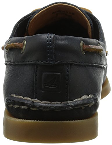 Sperry top-sider Damen Authentic Original 2-eye Boot Schuh, blau - navy - Größe: 39 EU (M)