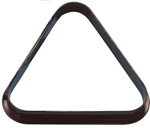 10 Red Snooker Triangle for UK Pool Tables Suzo
