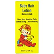 Clubman Baby Hair Lotion, 2 fl oz