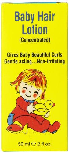 Clubman Baby Hair Lotion, 2 fl oz Hair Lotions