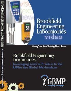 Brookfield Engineering Labs Plant Tour  A Gbmp Lean Plant Tour Series Video
