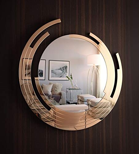 Bold statement mirror. home Decor. GPD