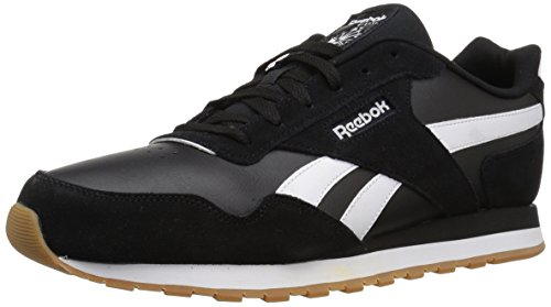 Reebok Mens Classic Harman Run Scarpa Da Passeggio Us-black / White / Gum
