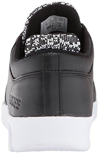 Baskets K-swiss Mens Aero Trainer Noir / Blanc / Noir