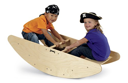 Jonti-Craft 0250JC Step Rocking -