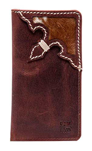 RAWHYD Leather Bifold Wallet Western product image