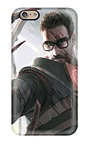 Excellent Design Half Life Phone Case For Iphone 6 Premium Tpu Case by mcsharks