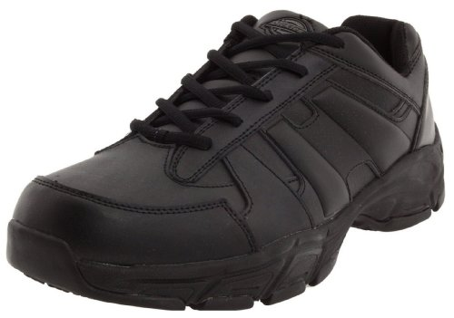 Dickies Women's Athletic Lace Work Shoe,Black,7 M US by Dickies
