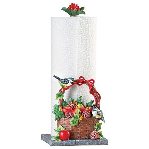 Chickadee Paper Towel Holder