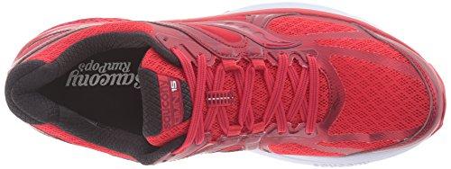 Saucony Omni 15, Scarpe da Corsa Uomo Rosso
