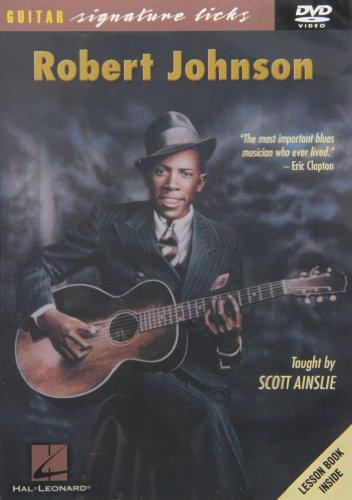 - Scott Ainslie: Robert Johnson - Guitar Signature Tricks