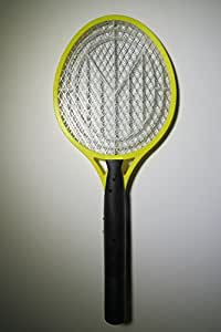 Extra Large 2400 Volts Hand Held All Seasons Bug Zapper
