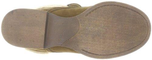 Blowfish Knick/ Karona FURR Lace Bootie BF2326SH AU12 - Botines clásicos para mujer, color marrón, talla 42 Marrón (earth fawn PU BF223)