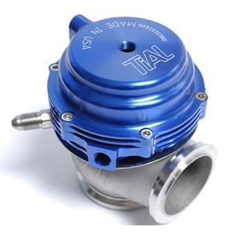 (TiAL MVR 44mm Wastegate w/ 7 Springs - Silver Body)