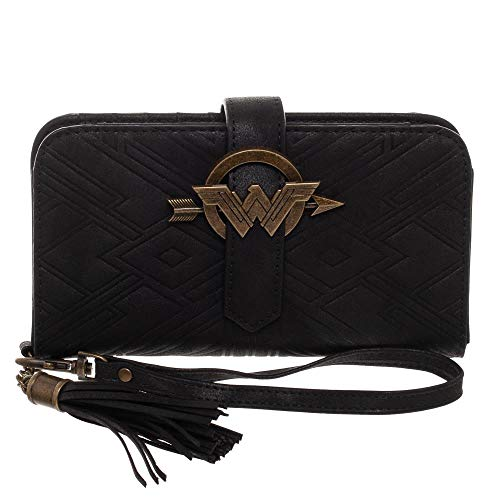 DC Comics Wonder Woman Fringe Wallet (Wonder Woman Wallet)