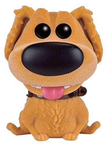Funko Pop! Disney Up Flocked Dug #201 (Hot Topic Exclusive)