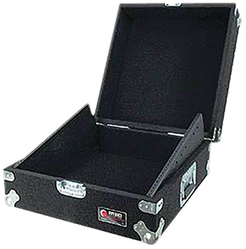 Odyssey CMX11P Carpeted 11 Space 19 Rack Mountable Mixer Case With Recessed Hardware Odyssey Innovative Designs