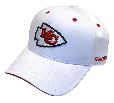 Reebok Kansas City Chiefs Structured Adjustable Hat