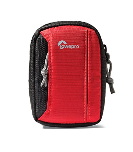 Red Compact Camera Case (Lowepro Tahoe 15 II Camera Bag  -Lightweight Case For Your Compact Point and Shoot Camera and Accessories)