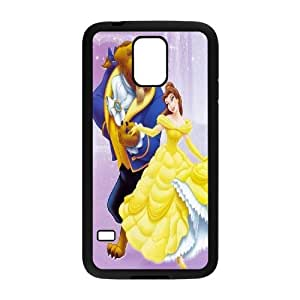 [MEIYING DIY CASE] For Samsung Galaxy S5 -Movie Beauty and The Beast-IKAI0446055