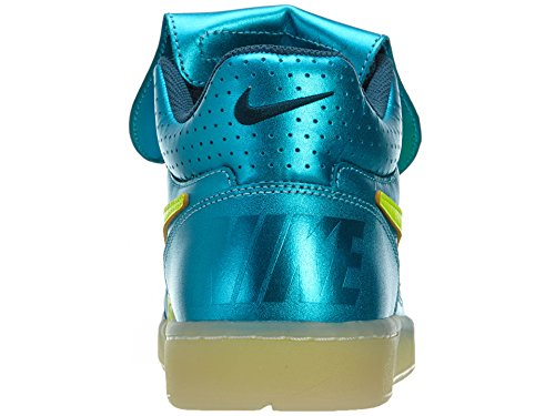 Nike, Sneaker uomo space blue volt