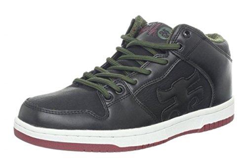 I-Path skateboard shoes XT Black / White / Moss