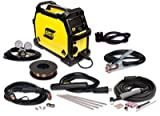TIG Welder - Esab Rebel EMP 215ic for MIG/TIG/Stick #0558102240 by Esab Rebel