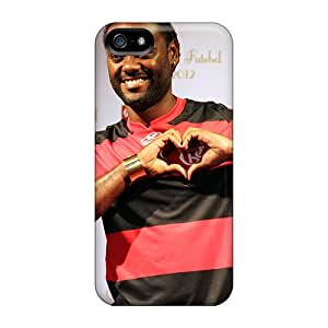 Defender Case With Nice Appearance (shandong Luneng Vagner Is Showing Love) For Iphone 5/5s