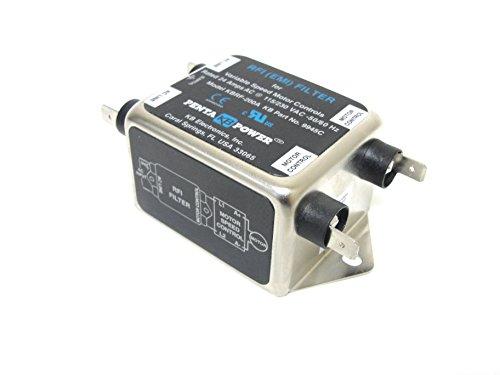- KB Electronics KBRF-200A RFI (EMI) filter 9945