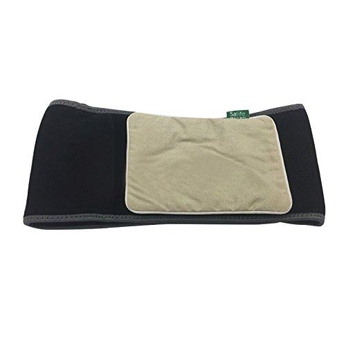 WORBEST SMART BELT 知能灸塩ベルト 三段階温度調節 USB充電式 遠赤外線発熱 冷え性対策 ストレス解消 腰痛 お腹温める ダイエット B07FFMJX52 BPACK-1  BPACK-1