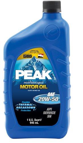 peak motor oil - 6