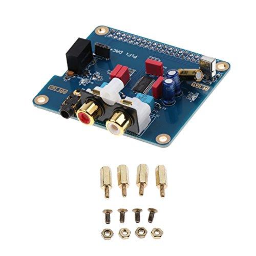 Homyl HIFI DAC Audio Sound Card Module I2S Analogue Output FOR raspberry pi B+ by Homyl
