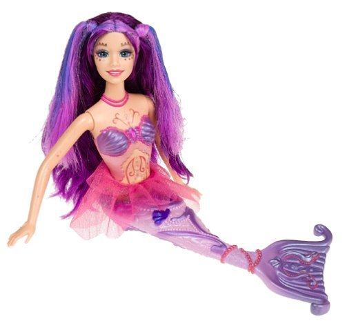 Merissa Doll Barbie Fairytopia Mermaidia ()
