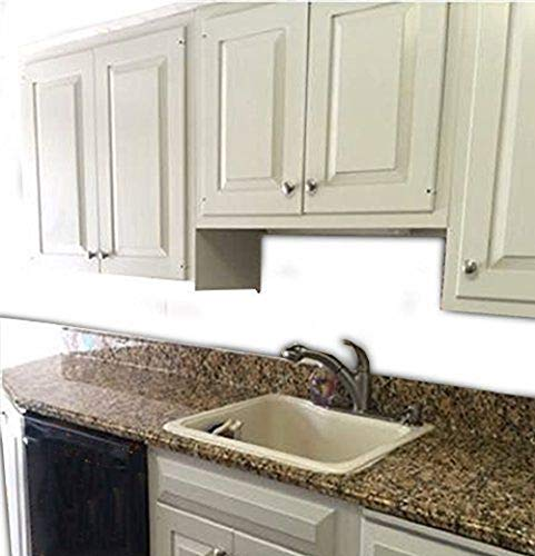 Instant Counter Top Film Makeover Faux Granite Peel and Stick Self Application Vinyl Laminate Contact Paper Venetian Gold 36 x 10ft Top Quality