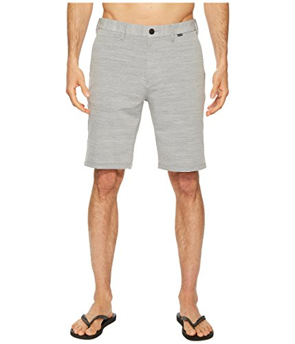 (Hurley Men's Dri-Fit Cutback Walkshorts Wolf Grey 44 21)