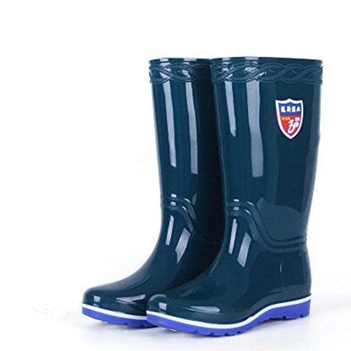 scarpe scarpe ra a amp;JAXIE pioggia Y stivali Sig da da stivali green pioggia barilotto overshoes da qxTEY70w