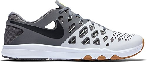 Nike Train Speed 4, Zapatillas de Senderismo para Hombre Pure Platinum/Black/Cool Grey