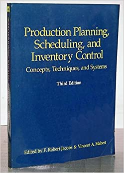 Scheduling (production processes)