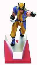 """Marvel Resin Figures - Wolverine on Letter Base """"V"""""""