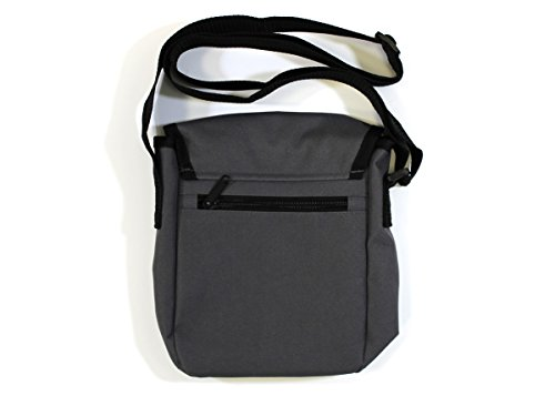 Man Shoulder Store Cotton Bag Black Arcane wp18Xqx