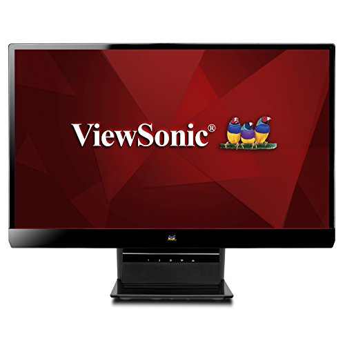 ViewSonic VX2770SMH LED 1080p Frameless Monitor